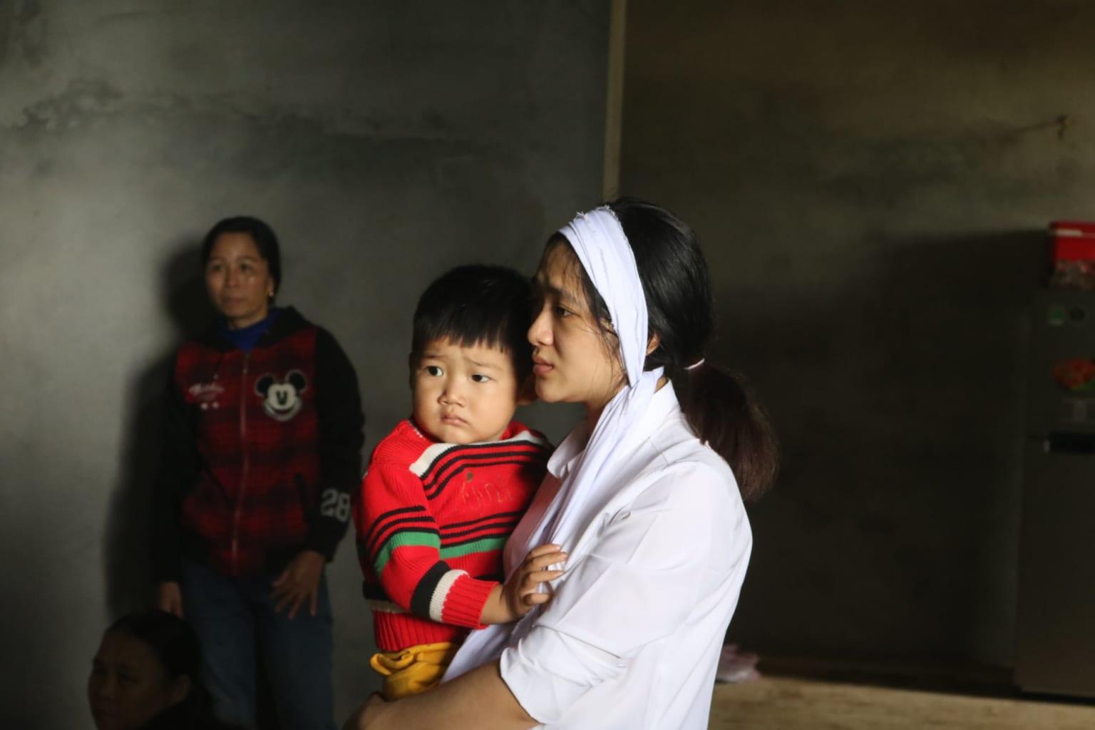 Những mất mát của người dân miền Trung sau trận thiên tai,lũ lụt