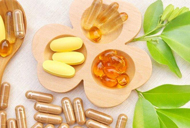 Thực phẩm chức năng bổ sung vitamin và khoáng chất