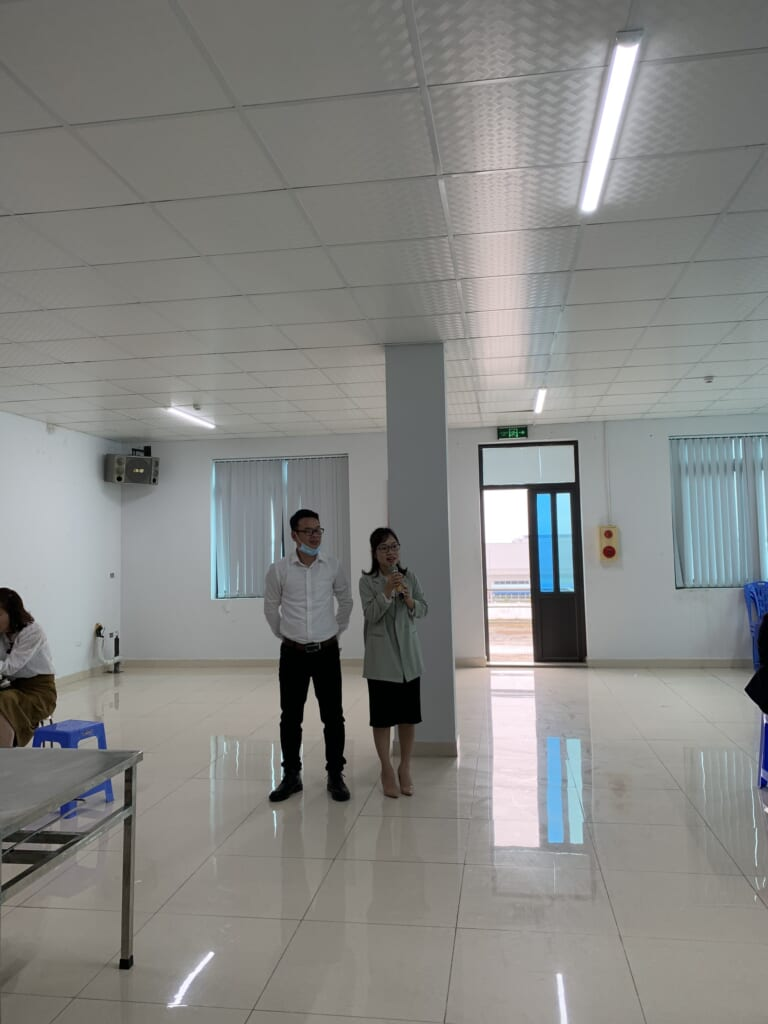 Chia sẻ của chị Tạ Thị Huyền về buổi khai xuân