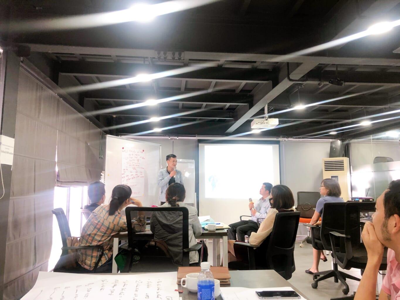 CBCNV tham gia khóa học bồi dưỡng đào tạo