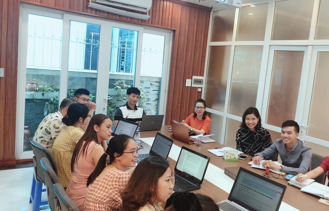 Đào tạo nâng cao nghiệp vụ nhân viên