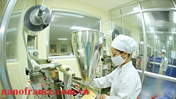 sản xuất thực phẩm chức năng dạng cốm